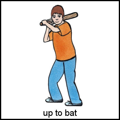 Up to Bat