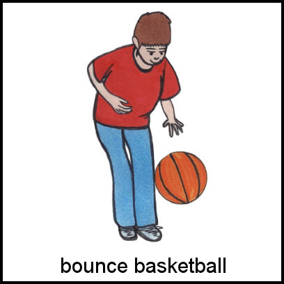 Bounce Basketball